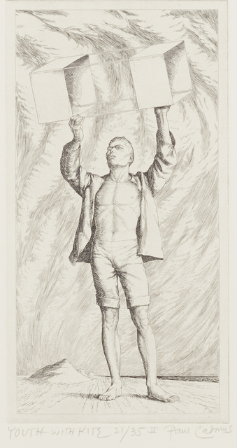 , 'Youth with Kite,' 1941, Childs Gallery