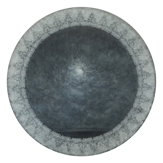 , 'Crescent,' 2018, Bluerider ART