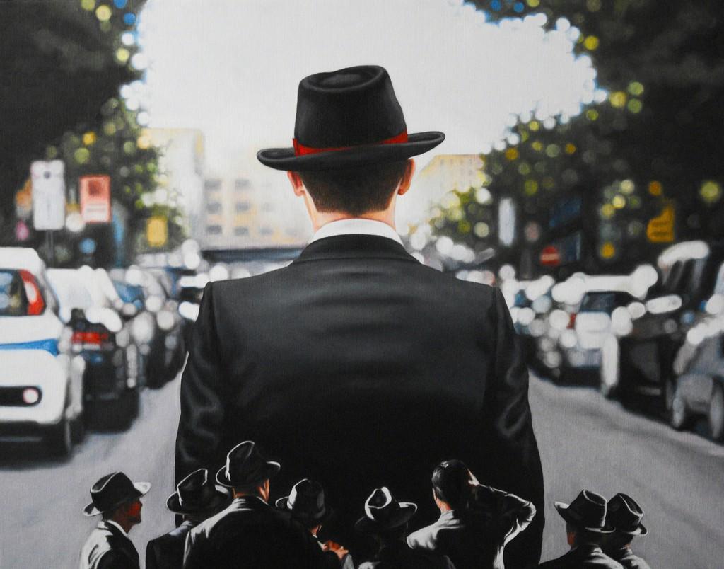 Follower, 2017 by Frank Björklund