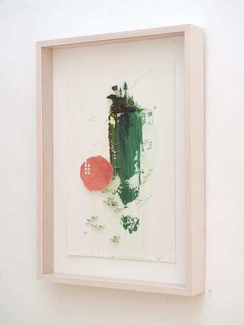 , 'Scrape 8,' 2018, Hashimoto Contemporary