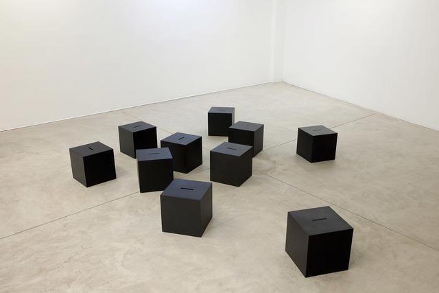 , 'Cabeças (Heads),' 1968, Galeria Nara Roesler