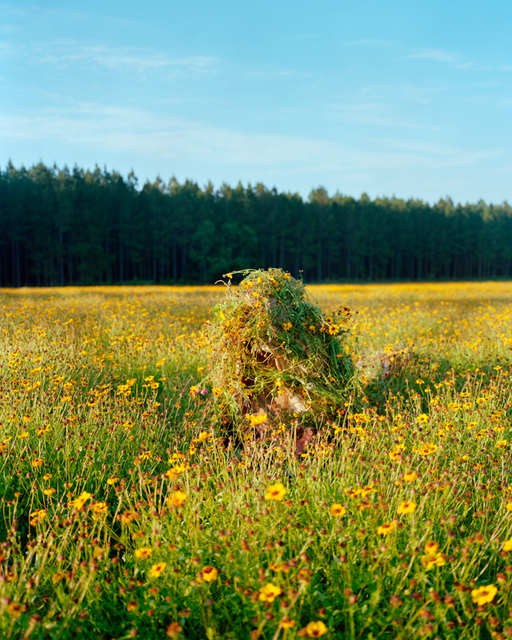 , 'Ghillie Suit 2 (Flowers),' 2011, FRED.GIAMPIETRO Gallery