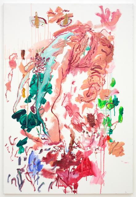 , 'Sun bathing,' 2018, Galerie Krinzinger
