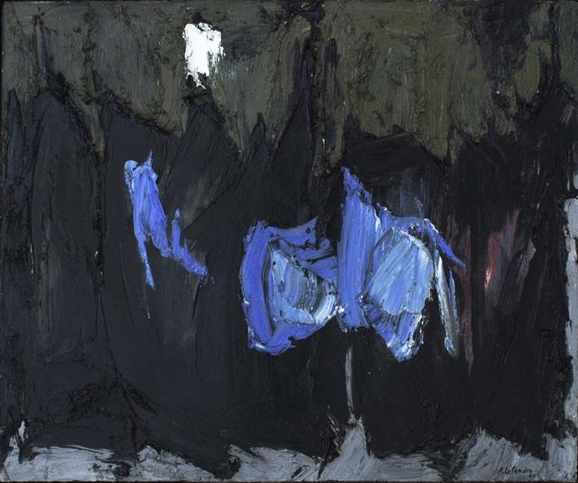 , 'Reflet Nocturne II,' 1960, Canadian Fine Arts