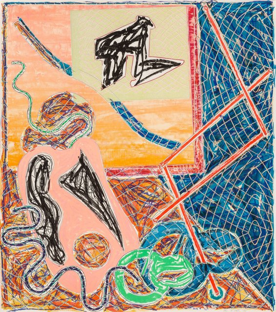 Frank Stella, 'Shards I', 1988, Heritage Auctions