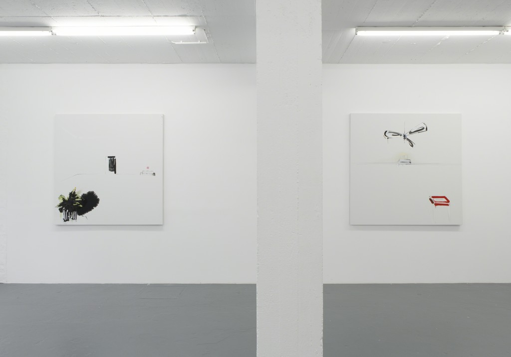 Panos Papadopoulos, Blank Views, MARTINETZ, Cologne, 2016