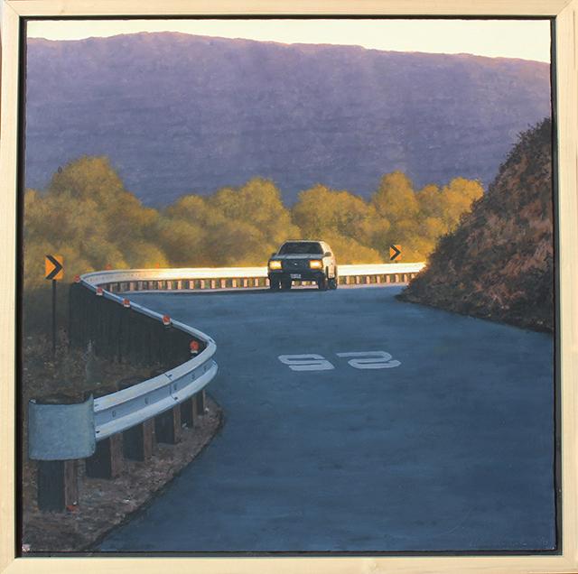 ", '""Driving Home From Utah"",' 2018, Scott White Contemporary Art"