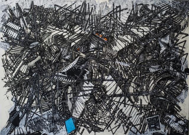 Arda Diben, 'Gökyüzüne Bakmayı Unutmak / Forgetting To Look At  The Sky', 2015, Kare Art Gallery