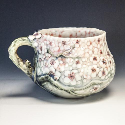 , 'Blossom (Flower Mug II),' 2018, Cerbera Gallery