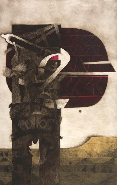Fernando de Szyszlo, 'Untitled', 1925-2017, Caiman Contemporary