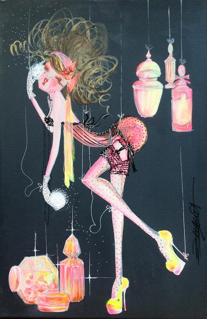 , 'LE POUDRIER,' , art&emotion Fine Art Gallery
