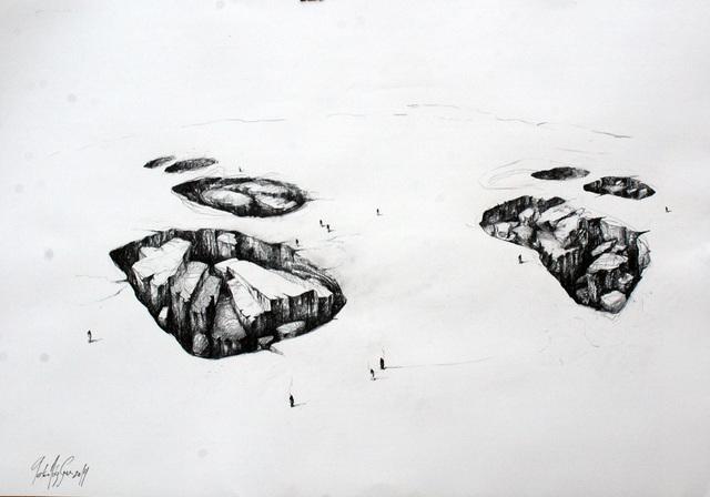, 'Apoteosis de la humanidad II,' 2014, Victor Lope Arte Contemporaneo