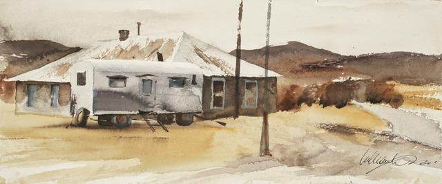 William Matthews, 'Squaw Valley Cook House', 2018, William Matthews Studio