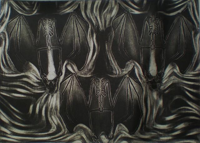 , 'Murcielagos,' , Stern Fine Art