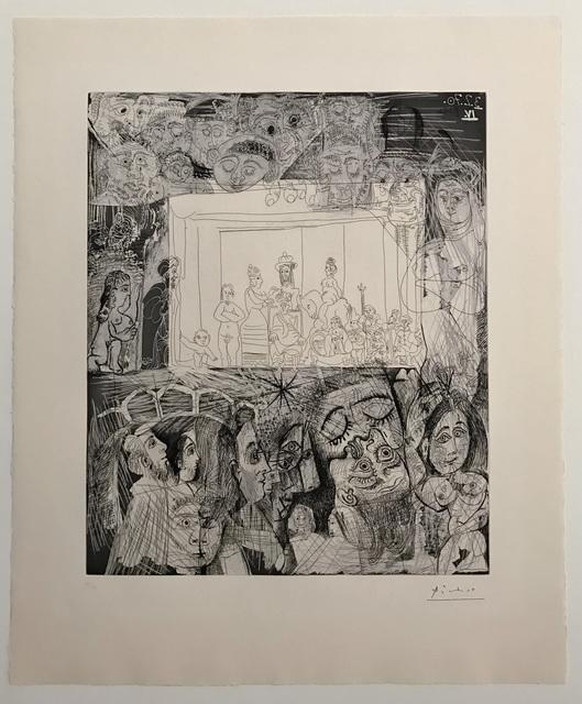 , 'Ecce Homo, d'Après Rembrandt,' 1970, John Szoke