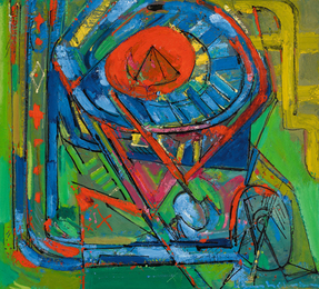 Hans Hofmann, 'Serenity,' 1947, Sotheby's: Contemporary Art Day Auction