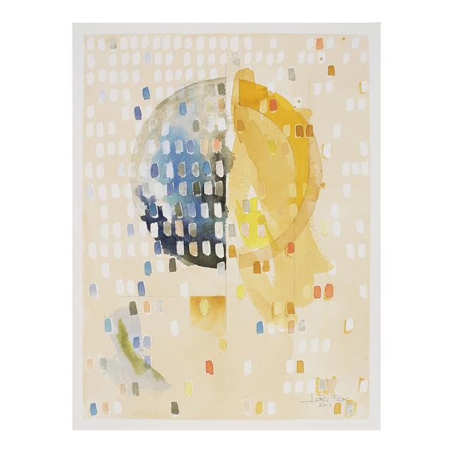 ", 'First Quarter ""Action"",' 2017, Jen Mauldin Gallery"