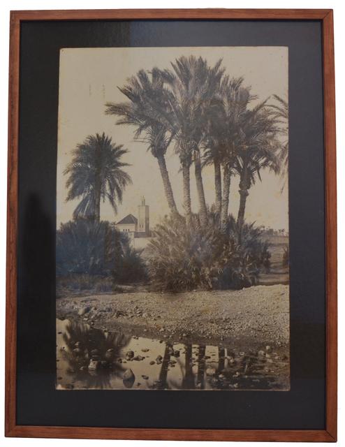 , 'Morocco Archive # 1_Palm Trees,' 2014, Tatjana Pieters