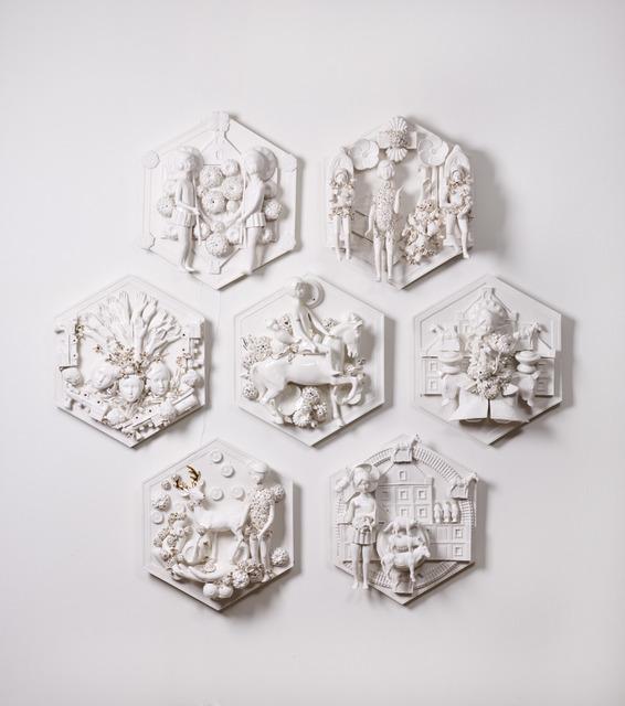 , 'La divina commedia,' , Atelier Aki
