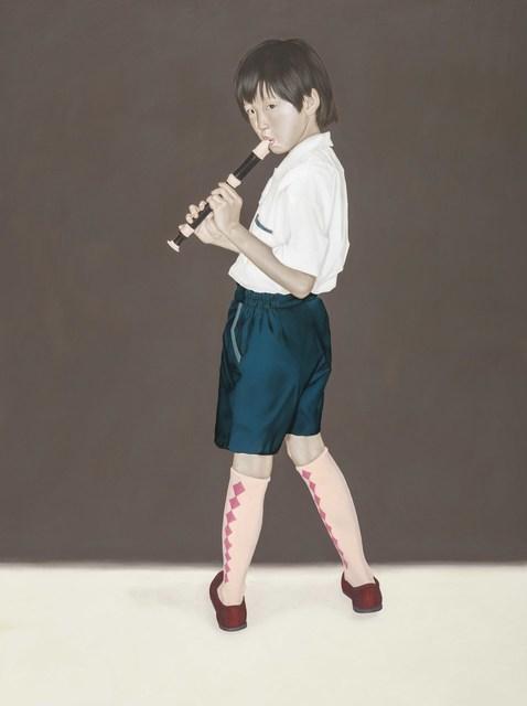 , 'Recorder Practice IV,' 2014, Aki Gallery