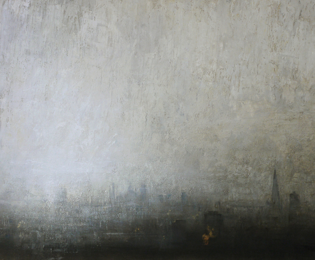 , 'London Skyline,' 2016, Tanya Baxter Contemporary