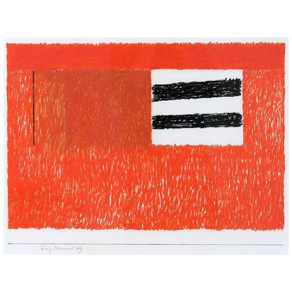 , 'Untitled (Flags),' 1979, Caviar20