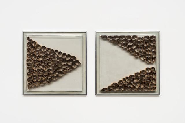 , 'Armagem - díptico,' 1972, Bergamin & Gomide