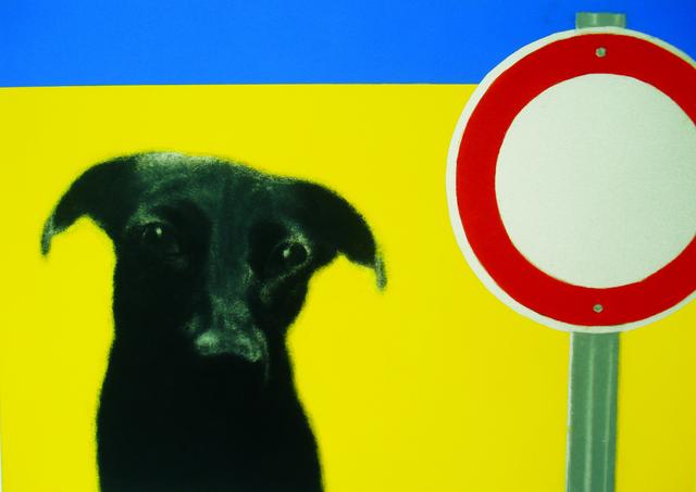 , 'Black Dog,' , Dreipunkt Edition