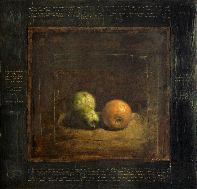 , 'Two Pears,' 2005, Turner Carroll Gallery