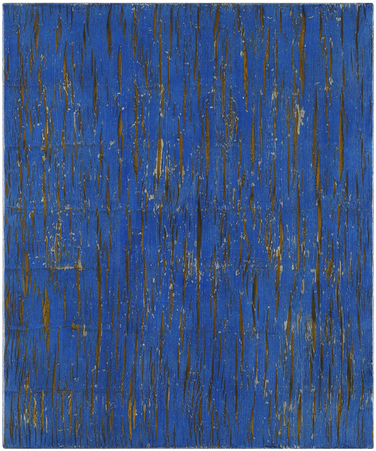 , 'Untitled (Blue),' 1997, Anglim Gilbert Gallery