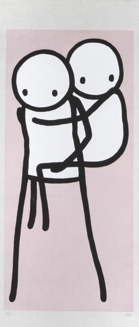 Stik, 'Onbu', 2015, Julien's Auctions