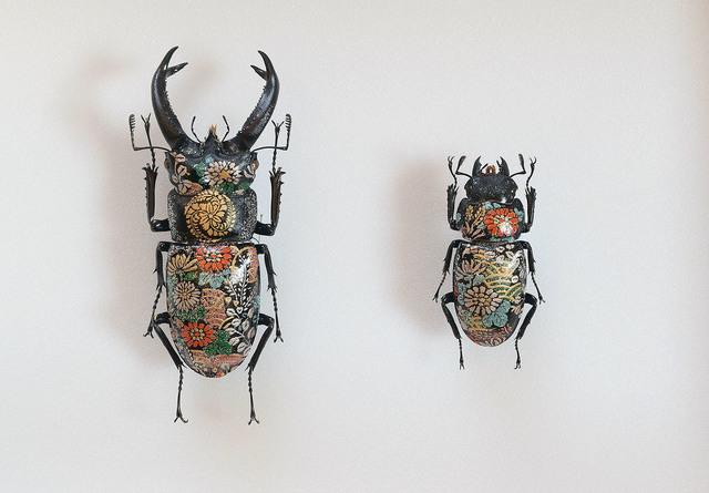 , 'MITATE - Urushi (K0319),' 2019, Aki Gallery