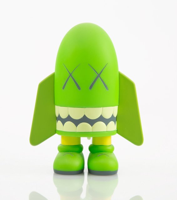 KAWS, 'Blitz (Green)', 2004, Heritage Auctions