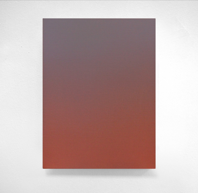 Ditte Ejlerskov, 'Small Dream Gradient 10', 2020, Painting, Mixed media on canvas, Galleria Bianconi