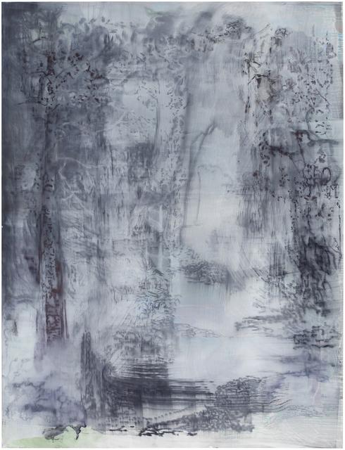 , 'Dust Cloud Silences the Wood ,' 2015, Galerie Anhava