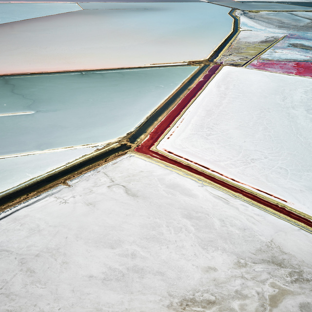 , 'Saltern Study 17, Great Salt Lake, UT ,' 2015, Gilman Contemporary