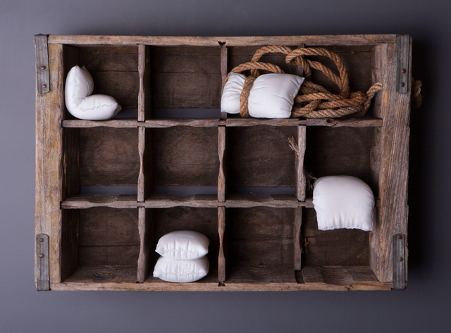 , 'Vacancy,' 2015, Abmeyer + Wood Fine Art