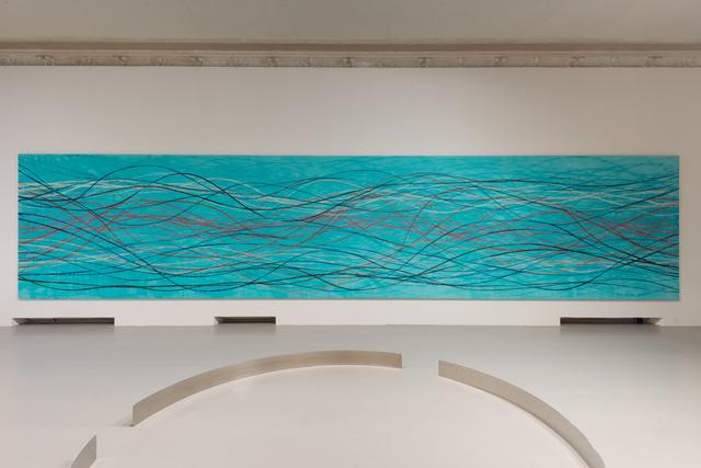 , 'Ride #6,' 2016, Galerija VARTAI