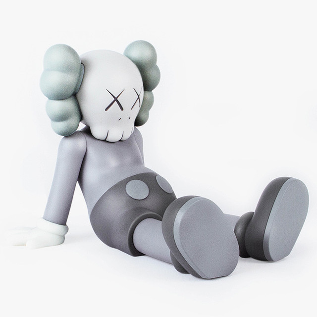KAWS, 'HOLIDAY (GREY)', 2019, Marcel Katz Art