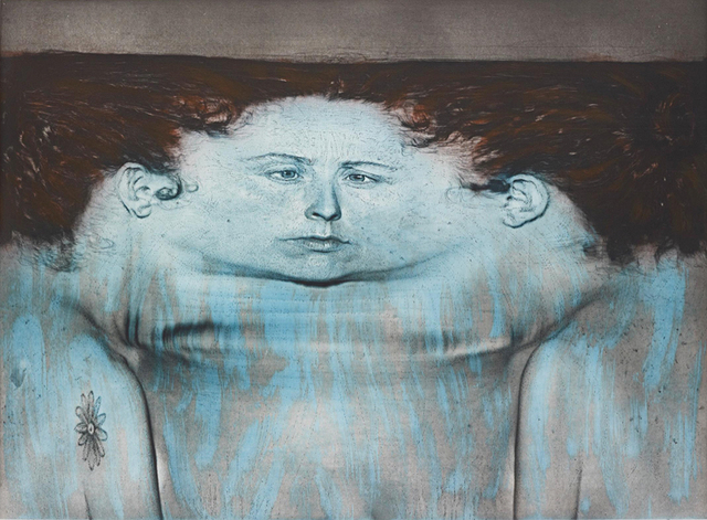 , 'My Blue Lake,' 1995, Mary Ryan Gallery, Inc