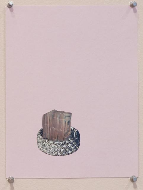 , 'Untitled (Money Diamonds),' 2016, Diane Rosenstein