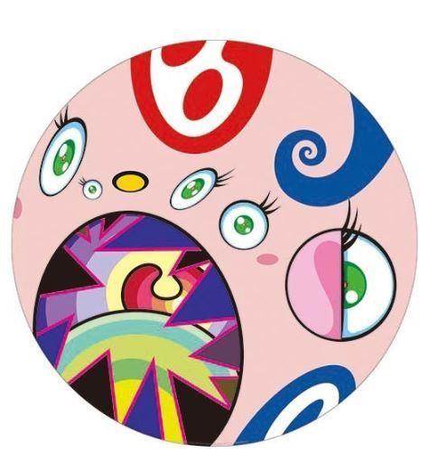 Takashi Murakami, 'We Are The Square Jocular Clan (Rainbow) (3)', 2018, Lougher Contemporary