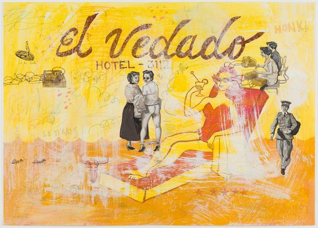 , 'Vedado (No. 29),' 2006, Track 16 Gallery