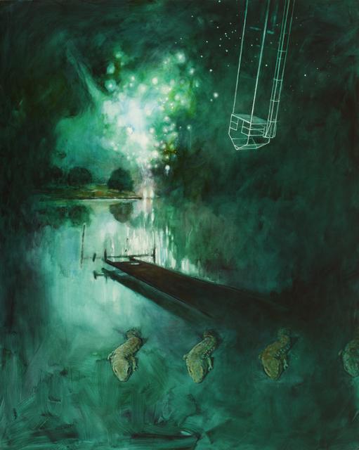 , 'Pool,' 2016-2017, Barnard