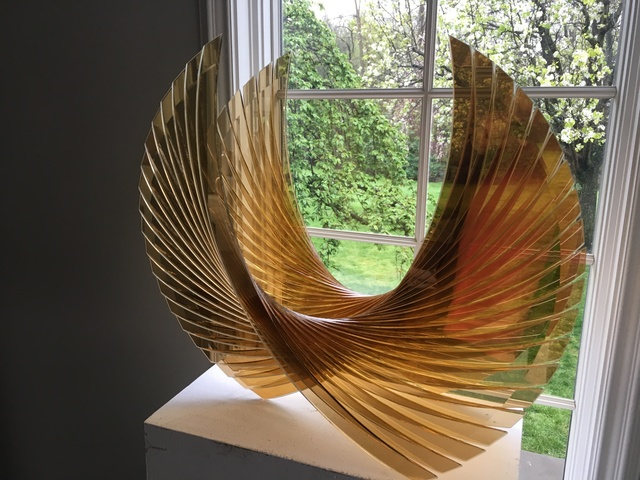, 'Gold Amber Wings,' 2017, Ai Bo Gallery