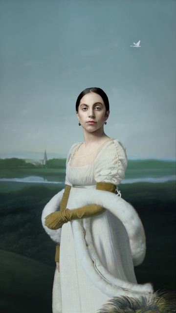 , 'Lady Gaga: Mademoiselle Caroline Riviere,' 2014, Galerie Thomas Schulte