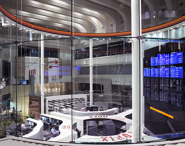 , 'Tokyo Stock Exchange (TV14590),' 2014, Benrubi Gallery