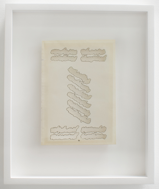 , 'Untitled (MS1706),' 2017, Anglim Gilbert Gallery
