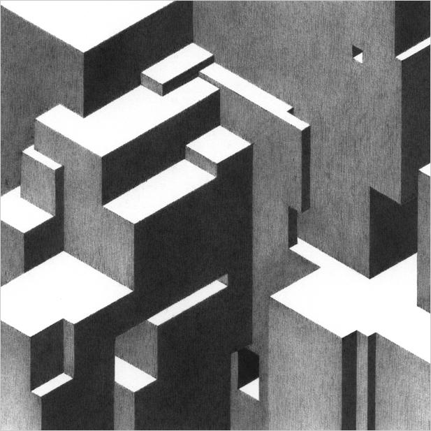 , 'Cité #3,' 2010, Art Bastion Gallery