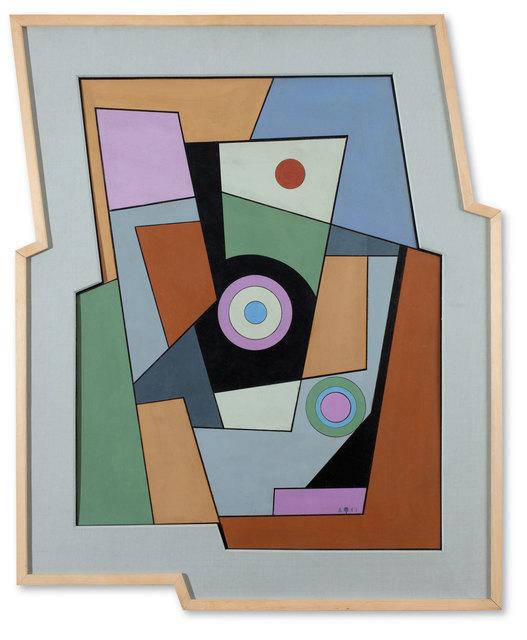 , 'Cubismeria,' 1947, Simões de Assis Galeria de Arte